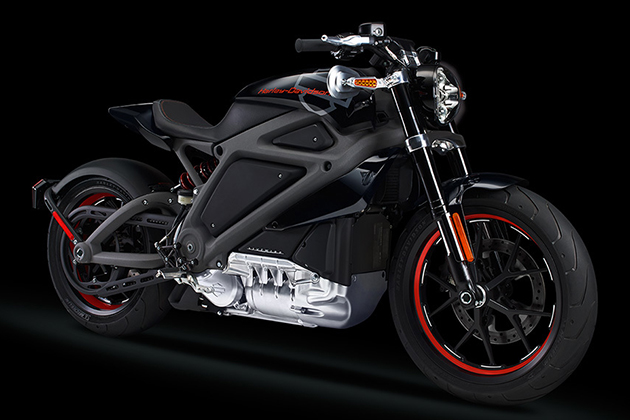 Harley-Davidson Livewire Electric Motorcycle 2
