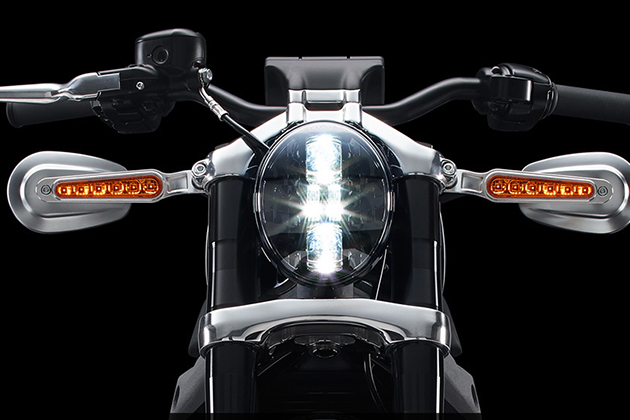 Harley-Davidson Livewire Electric Motorcycle 5