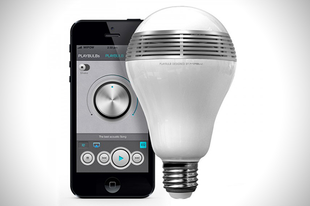 Led Bluetooth Playbulb SpeakerHiconsumption Mipow And Light WDIEH29Ye