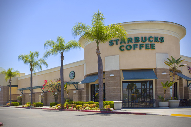 Starbucks Santa Fe Springs