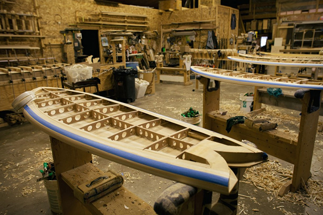 Sustainable Wooden Surfboards by Grain Surfboards 2