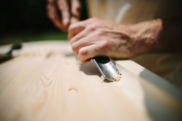 Sustainable Wooden Surfboards by Grain Surfboards 4