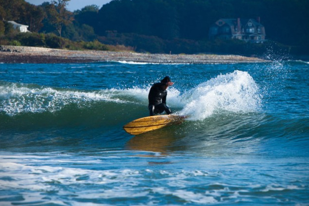 Sustainable Wooden Surfboards by Grain Surfboards 7