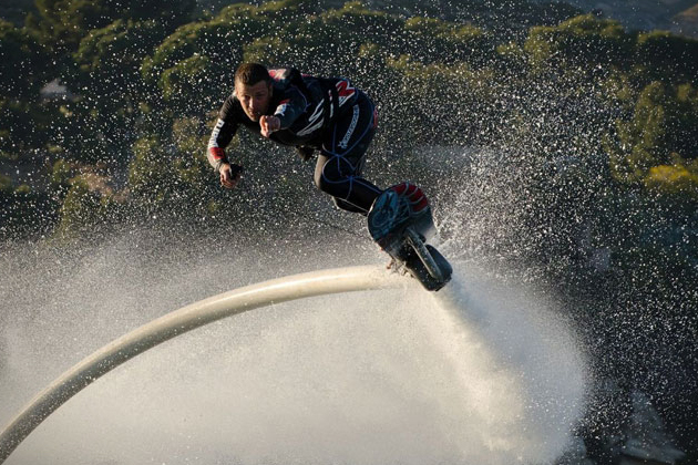 Water Hoverboard 2