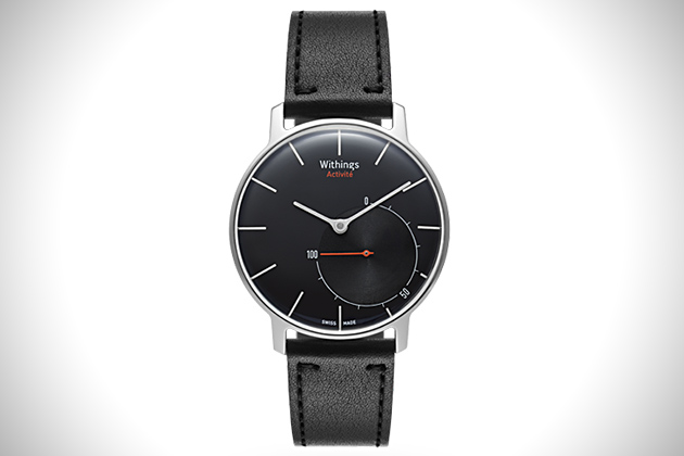 Withings Activite Fitness Tracking Swiss Watch 6