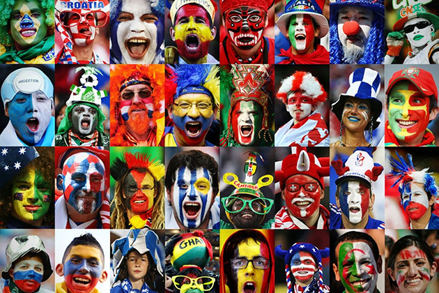 World Cup Nations