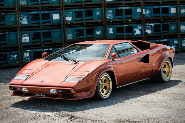 1979 Lamborghini Countach LP400S Series I For Sale 2