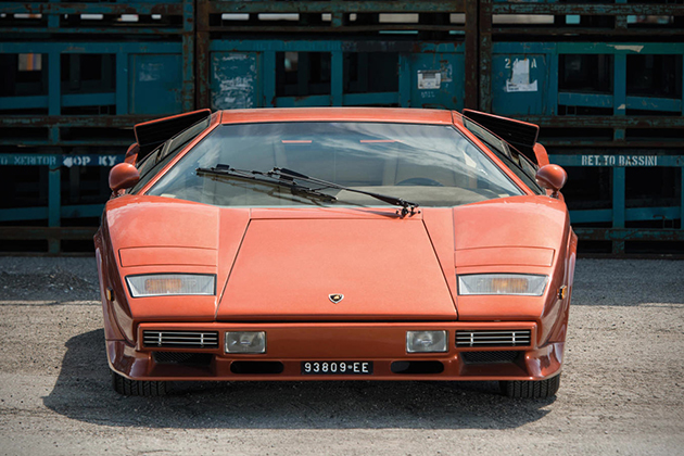 1979 Lamborghini Countach LP400S Series I For Sale 3