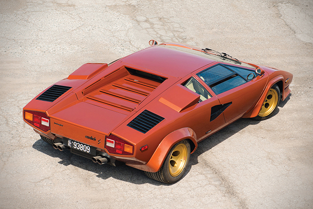 1979 Lamborghini Countach LP400S Series I For Sale 4