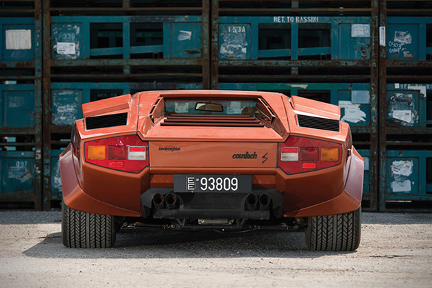 1979 Lamborghini Countach LP400S Series I For Sale 5