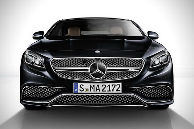 2015 Mercedes-Benz S65 AMG Coupe 2