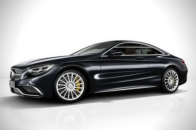 2015 Mercedes-Benz S65 AMG Coupe 3