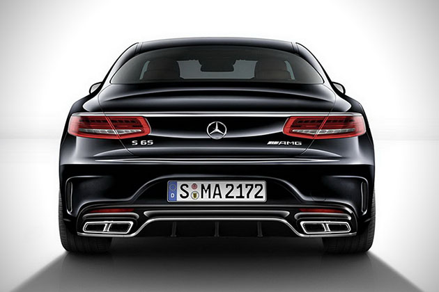 2015 Mercedes-Benz S65 AMG Coupe 4