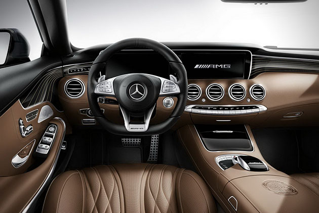 2015 Mercedes-Benz S65 AMG Coupe 6