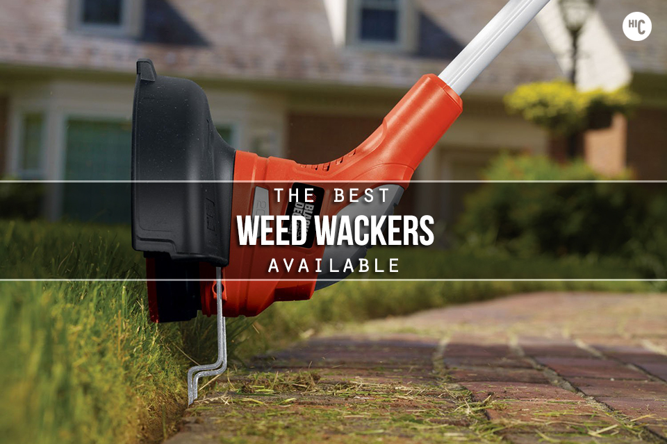 Electric Weed Wacker >> String Theory: The 7 Best Weed Eaters | HiConsumption