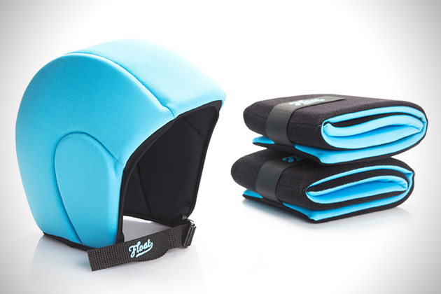 Float Water Relaxation Cap And Support 2