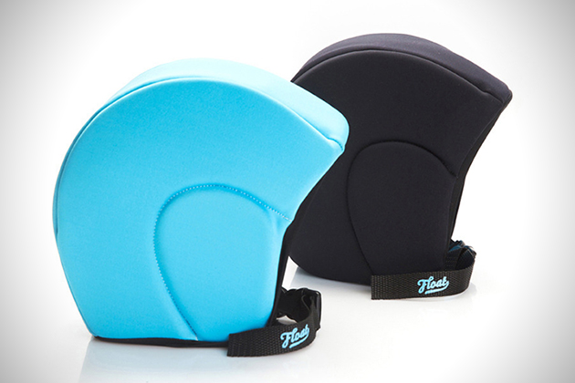 Float Water Relaxation Cap And Support 3