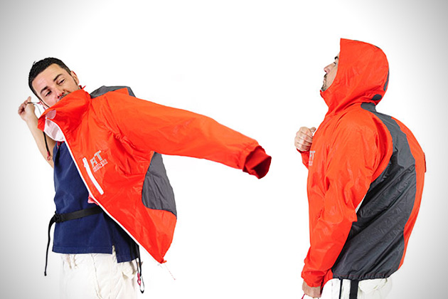 Funnell Eject Backpack and Jacket System 2