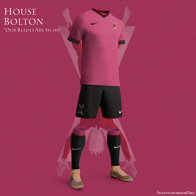 Game of Thrones Nike World Cup Kits 4