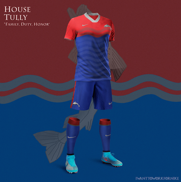 Game of Thrones Nike World Cup Kits 6