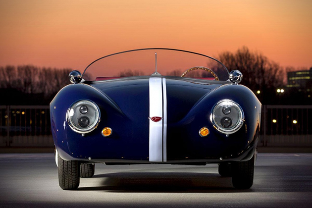 Hand-Built All-Electric Carice MK1 1