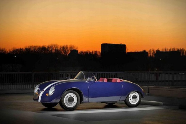 Hand-Built All-Electric Carice MK1 2