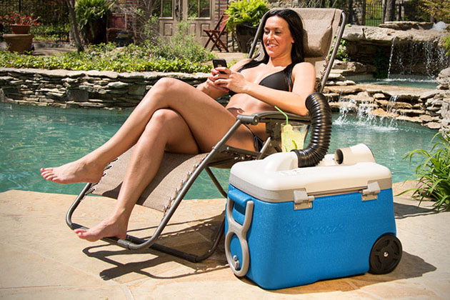 Icybreeze Portable Air Conditioning Cooler 2