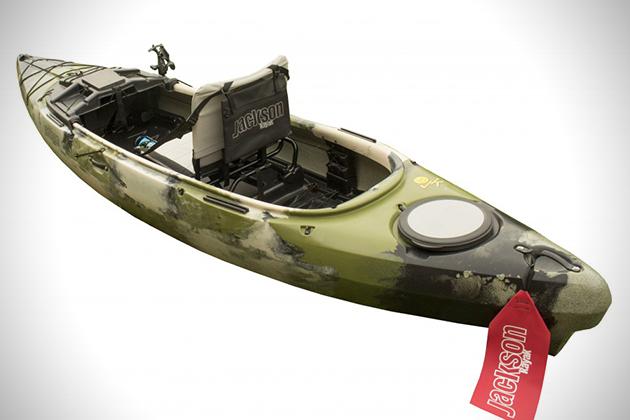 Bobbing Along: The 5 Best Fishing Kayaks