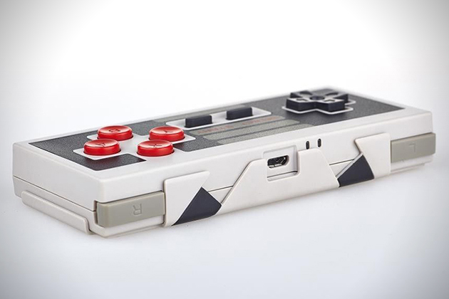 NES30 Classic Nintendo Controller For Modern Gaming 3