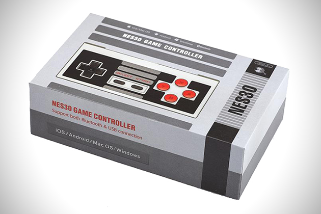NES30 Classic Nintendo Controller For Modern Gaming 4