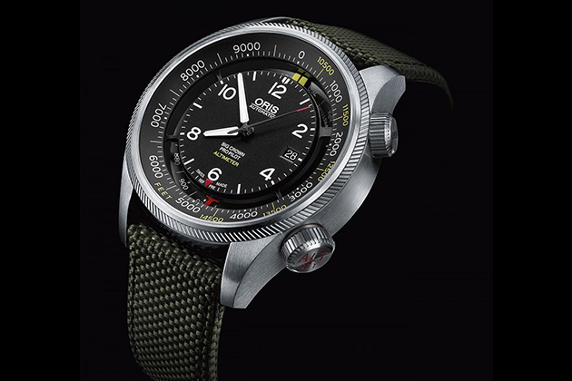 Oris Big Crown ProPilot Altimeter Watch 3