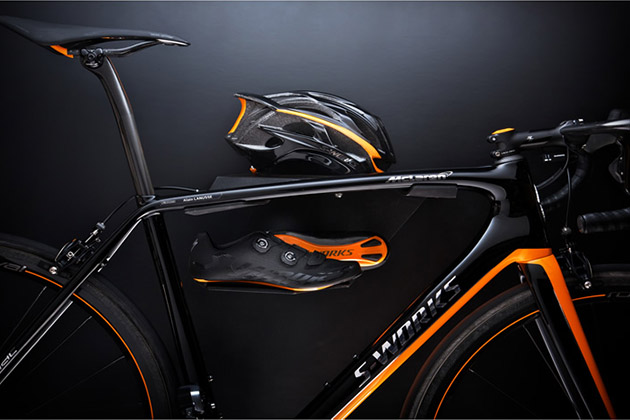 Specialized S-Works McLaren Tarmac 2