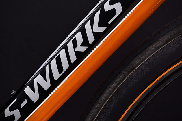 Specialized S-Works McLaren Tarmac 5