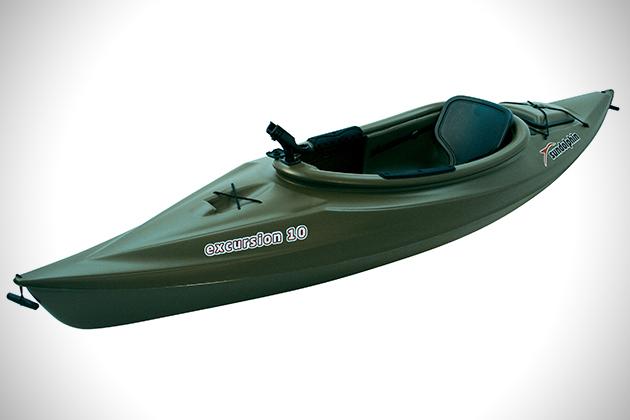 Sun Dolphin Excursion 10 Kayak
