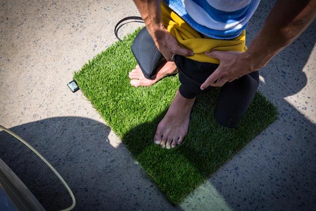 Surf Grass Mat 5