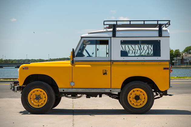 1972 Land Rover 88 Series III For Sale 4