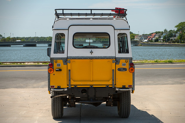 1972 Land Rover 88 Series III For Sale 5