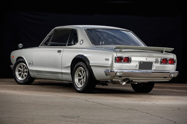 1972 Skyline GT-R For Sale | HiConsumption