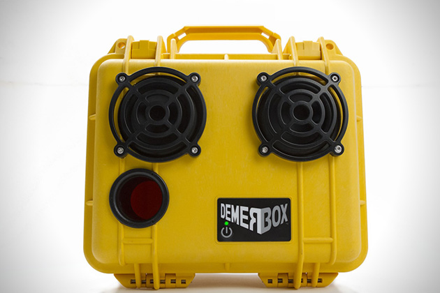 DemerBox Rugged Wireless Boombox 2