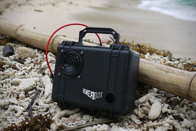 DemerBox Rugged Wireless Boombox 4