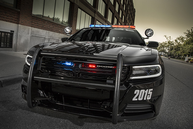 Dodge Charger Pursuit 2