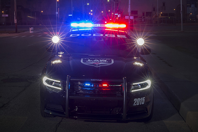 Dodge Charger Pursuit 5