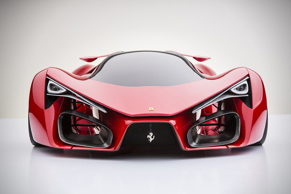 Ferrari f80 top speed