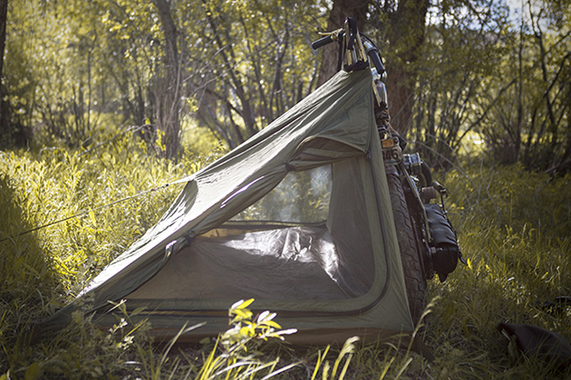 Nomad Tent by Abel Brown | HiConsumption