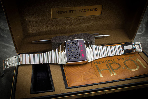The HP-01 Smartwatch Designed in 1977 4