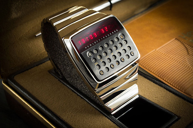 The HP-01 Smartwatch Designed in 1977 5
