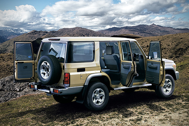 Toyota Land Cruiser 70 Series Re-Release 2
