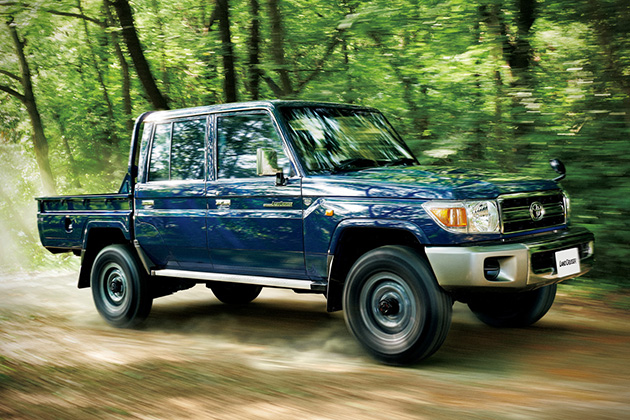 Toyota Land Cruiser 70 Series Re-Release 5