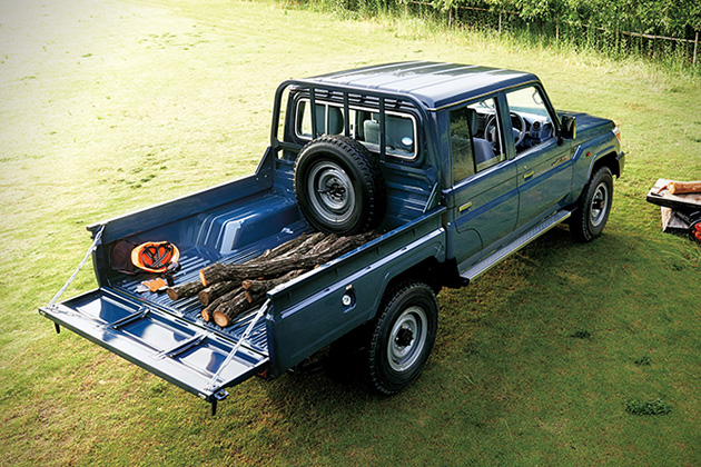 Toyota Land Cruiser 70 Series Re-Release 6