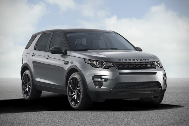 2015 Land Rover Discovery Sport 3
